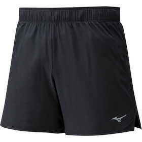 Mizuno Alpha 5.5 Shorts Heren, black